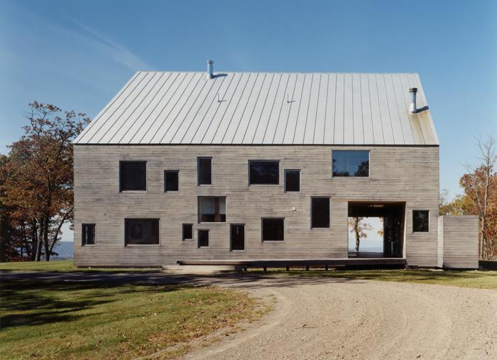 Preston Scott Cohen Inc Goodman House